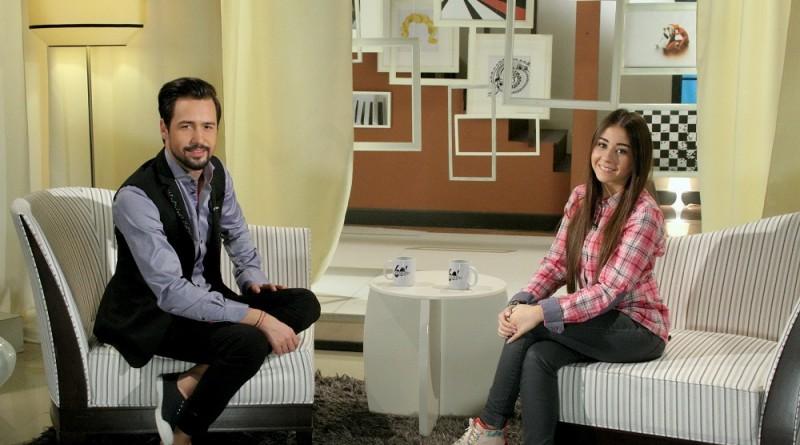 Alexandru Constantin si Nicole Cherry (Constantin 60 -   Prima TV)