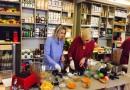 Plăcinte raw-vegane preparate de actriţă Jojo şi Anca Alungulesei