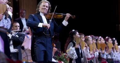 050615, Boekarest: concert Andre Rieu. Foto: Marcel van Hoorn.