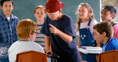 Bullying-ul in scoli si pe internet