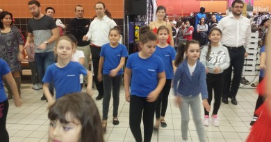 Elevii AMDSchool danseaza maine in Vitantis