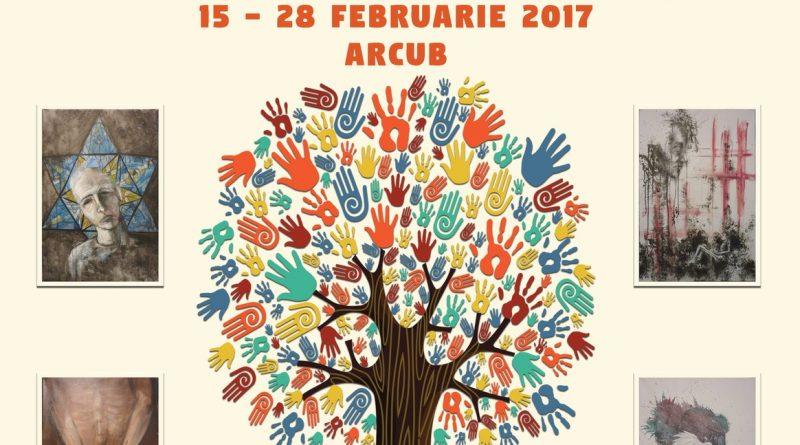 Poster expozitie Arcub