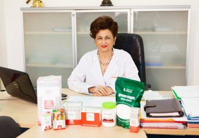 """Interviu Exclusiv, Farmacist Olguța Giurgea: """"Green Sugar a devenit îndulcitorul preferat al celor care doresc un stil de viaţă sănătos şi acordă o atenţie deosebită alimentaţiei"""""""