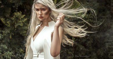 "Feli s-a transformat in Printesa Khaleesi din ""Urzeala tronurilor"""