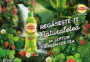 Lipton lanseaza un nou sortiment de ceai verde, Lipton Green Ice Tea Wild Strawberry & Cranberry