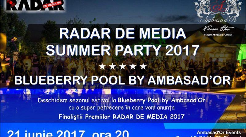 RADAR DE MEDIA SUMMER PARTY 2017