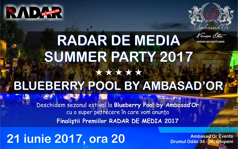 RADAR DE MEDIA SUMMER PARTY 2017