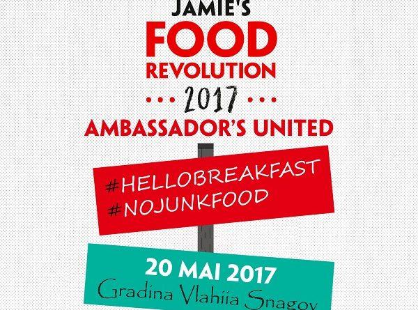 food revolution snagov