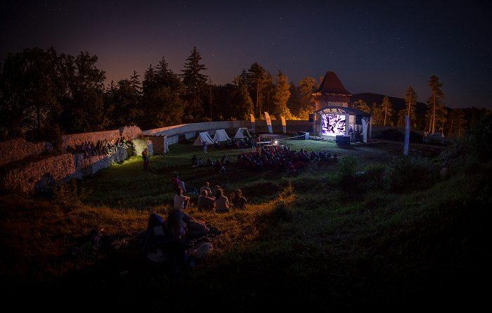 festivalul de film istoric de la Rasnov