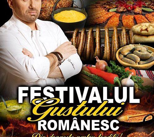 festivalul gustului romanesc SCARLATESCU