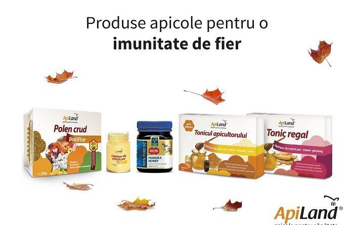 ApiLand - produse apicole pentru imunitate