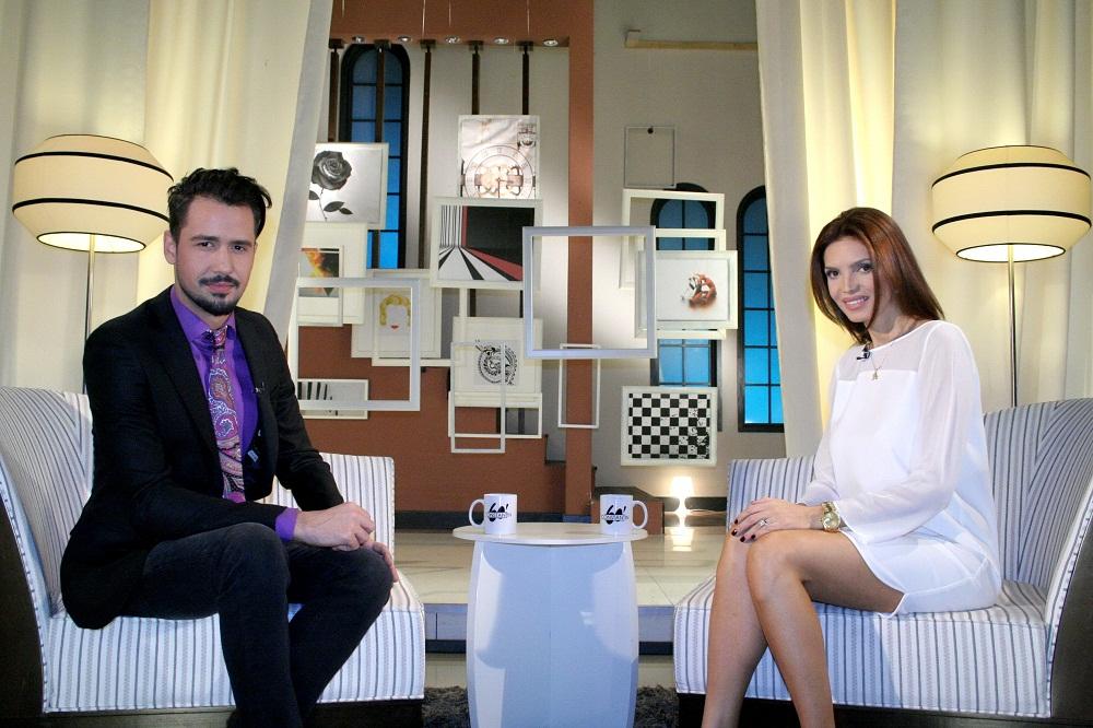 Cristina Sparar si Alex Constantin PRIMA TV