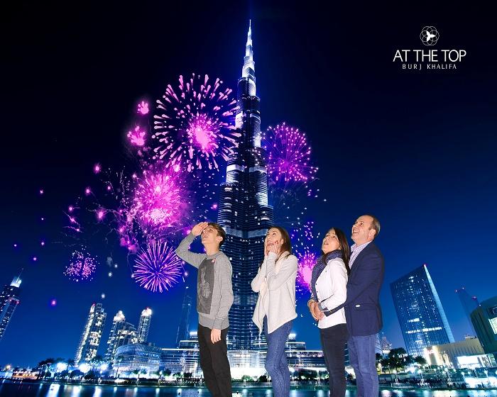 Grig Chiroiu si familia in Dubai