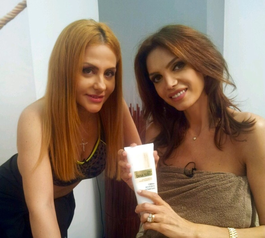 Oana Turcu si Cristina Spatar
