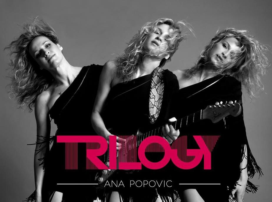 Ana Popovic – trilogy