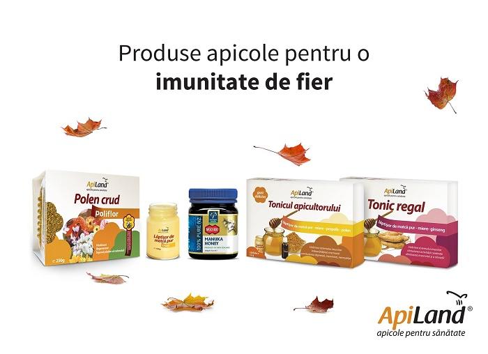 ApiLand – produse apicole pentru imunitate